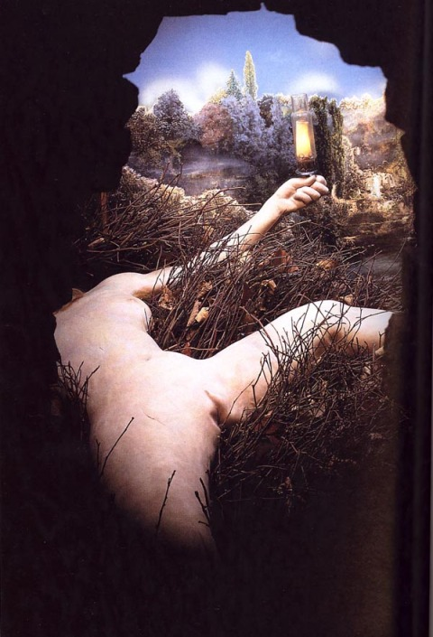 Duchamp, Etant donnés part. 1946-66