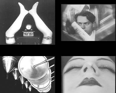 Ballet mécanique Fernand Léger
