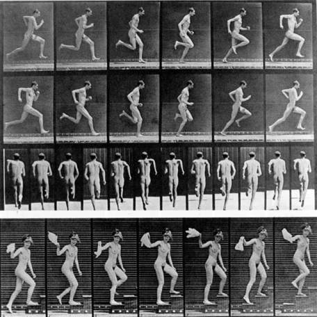 Muybridge man woman