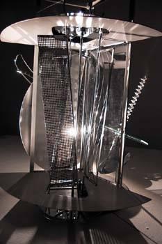 Moholy Nagy macchina effetti luminosi