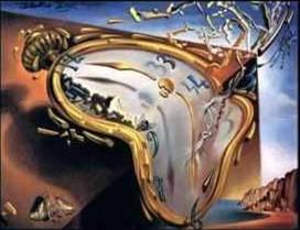 Orologio molle, Salvador Dalì, 1951