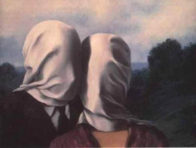 """Magritte, """"La verità negata"""""""