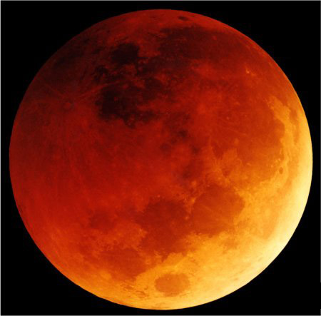 La Luna, per la mia Dea triste...