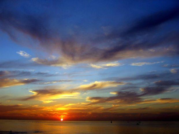 alba mare paesaggi immagini
