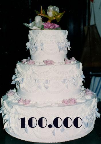 mega torta parole immagini gesti a 100.000 visite !