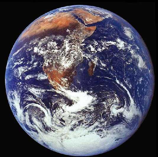 Gaia Terra pianeta madre unione