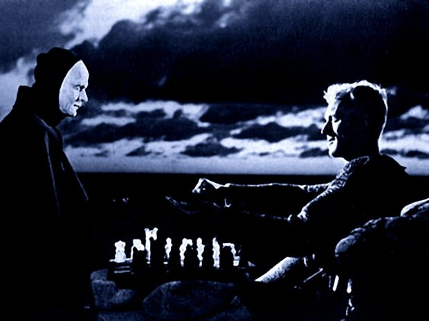 partita a scacchi morte